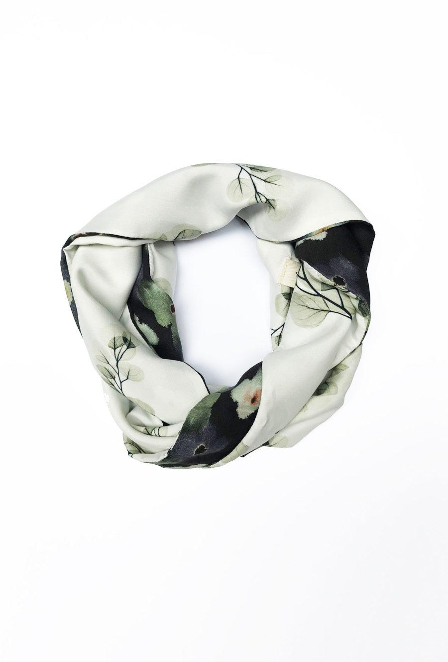 foulard bi face